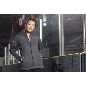 Hype Front Full Zip Ladies' Jacket