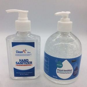 8oz. Hand Sanitizer with Pump